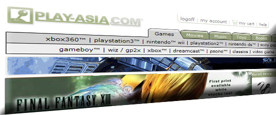 Play Asia Review, The Best Place To Buy Region Free PS3 and
